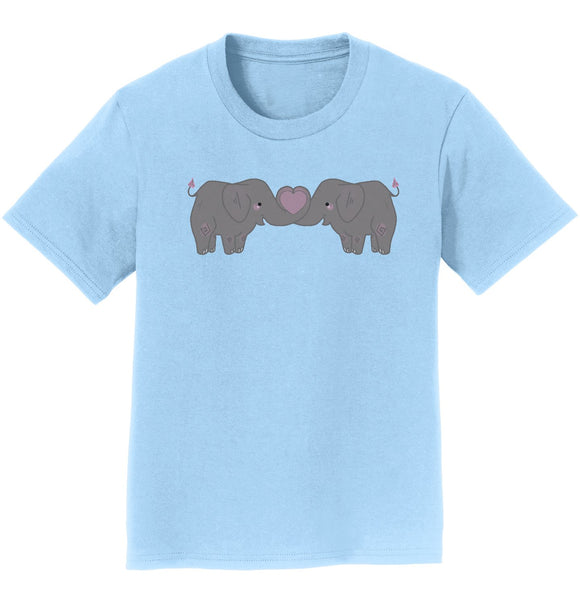 Heart Locked Trunks  - Kids' Unisex T-Shirt