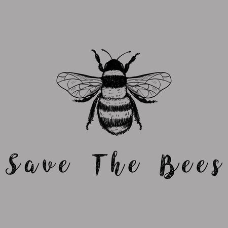 Save the Bees - Women's V-Neck T-Shirt