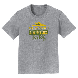 NEW Zoo & Adventure Park - Logo - Kids' Unisex T-Shirt