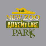 NEW Zoo and Adventure Park Pocket Logo - Adult Unisex Hoodie Sweatshirt