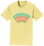 Elephantastic Colors T-Shirt | International Elephant Foundation