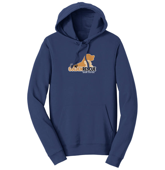 Golden Rescue South Florida Logo - Hoodie