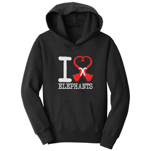 International Elephant Foundation - Kids Hoodie