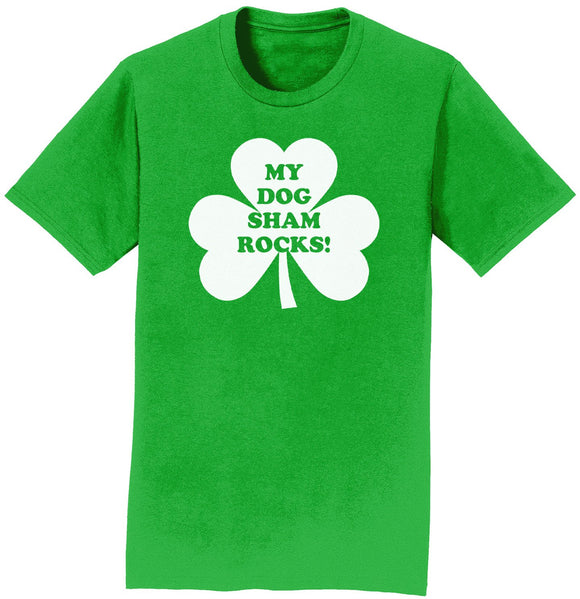 Parker Paws Store - My Dog ShamRocks - T-Shirt