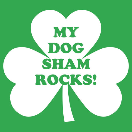 My Dog ShamRocks - Adult Unisex T-Shirt