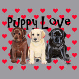 Puppy Love - Adult Unisex T-Shirt