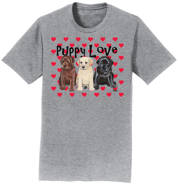 WCLRR - Puppy Love - Adult Unisex T-Shirt