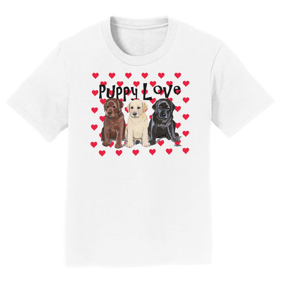 WCLRR - Puppy Love - Kids' Unisex T-Shirt