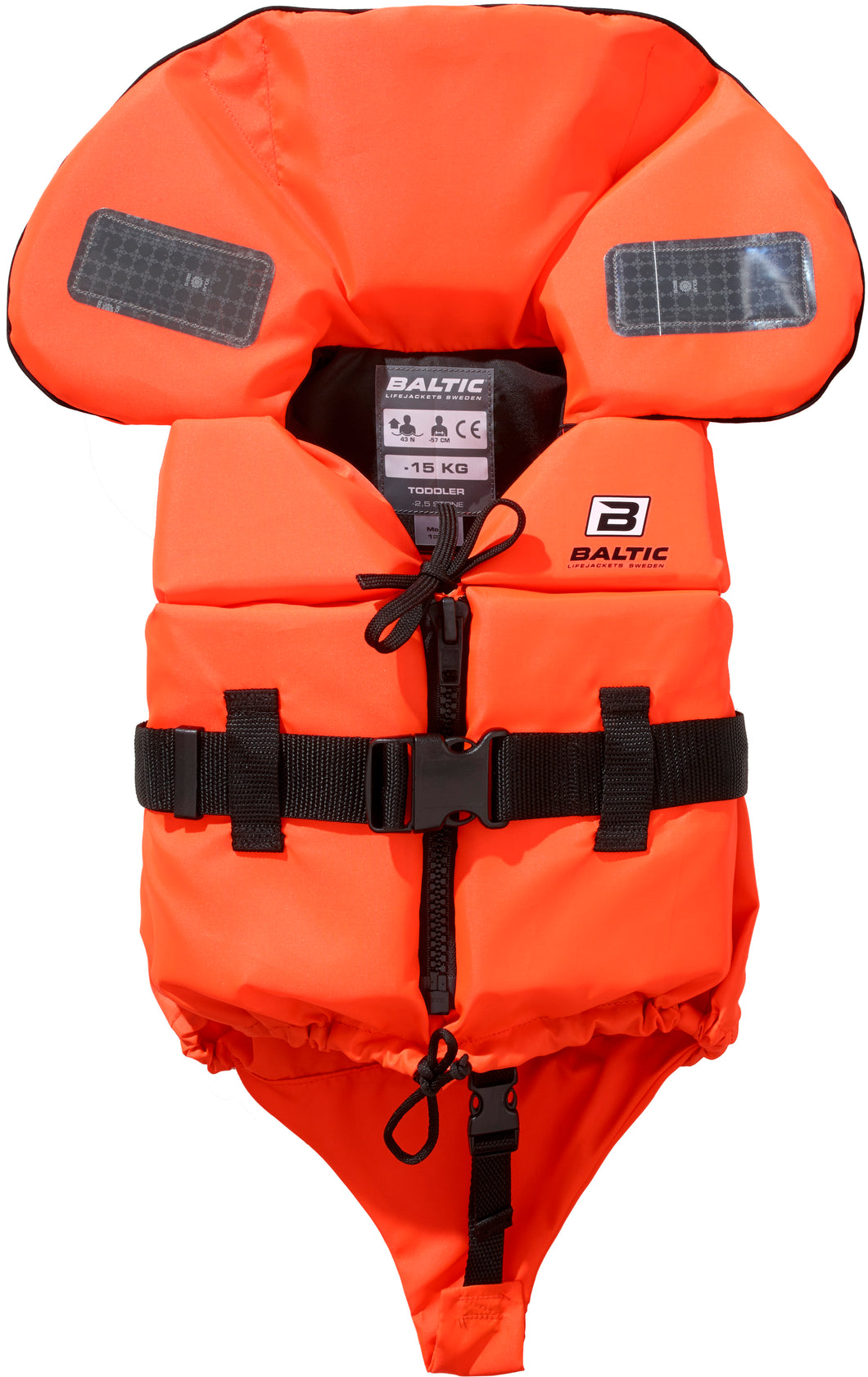 Split Front Lifejacket