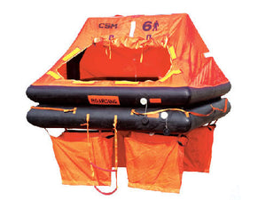 Coastal Liferaft CAT 2