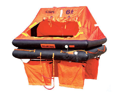 Coastal Liferaft CAT 2 & Cat 3