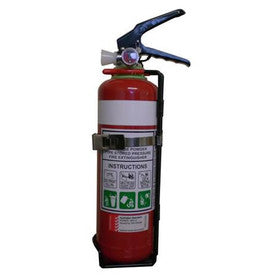 ABE Fire Extinguisher with Light Duty Bracket