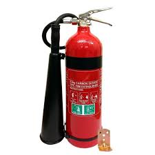CO2 Fire Extinguisher with Bracket