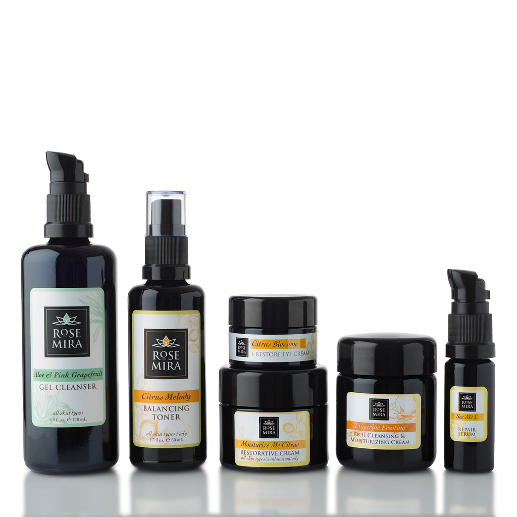 Retail Sized Product Kit / Citrus Melody Essentials Collection (6 items)