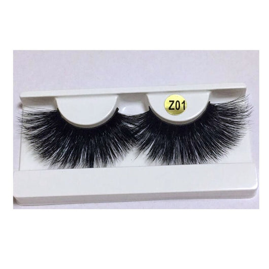 Criss-cross Natural lashes