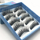 5 Pairs Natural False Eyelashes