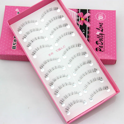 Lower Bottom Eye Lashes