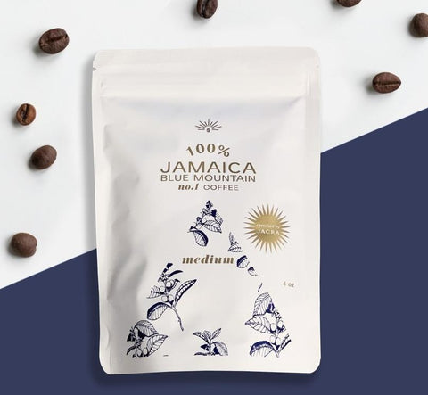 Real Items verified Jamaican Blue Mountain Coffee