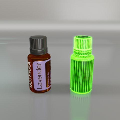 doterra essential oils real items phygital