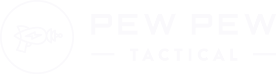 Logo of Pew Pew Tactical