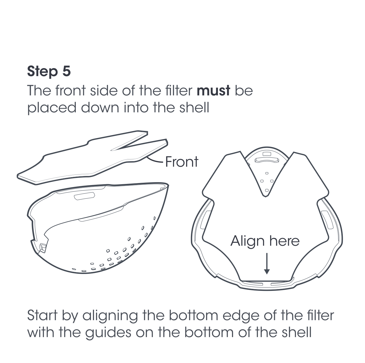 Step 9 of the TR1 manual.
