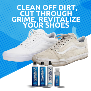 Refreshed Complete Shoe Care Kit
