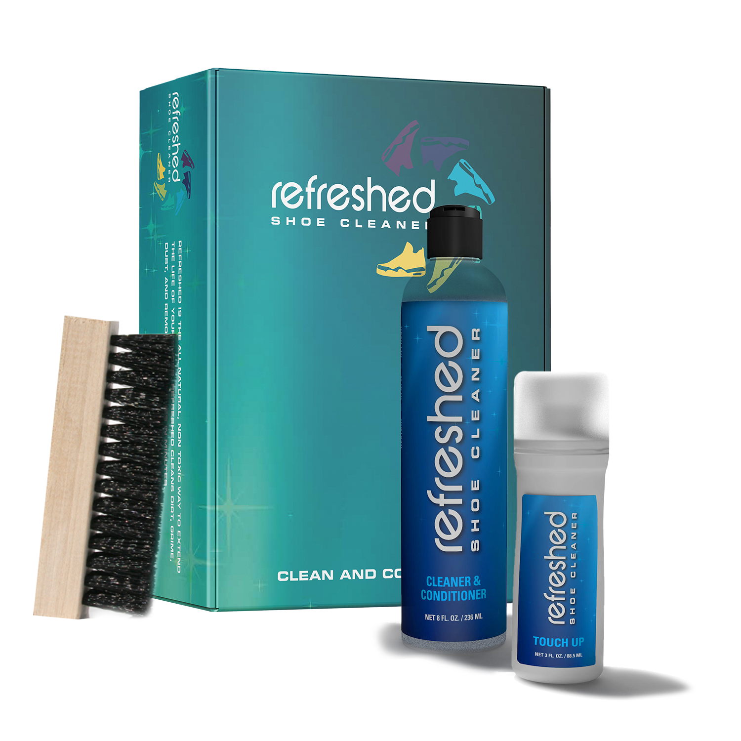 Refreshed Clean & Conceal Kit