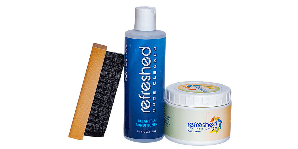 Refreshed Leather Care Kit