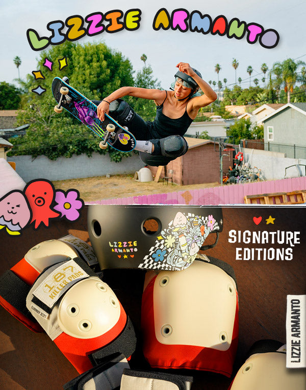 LIZZIE ARMANTO PRO KIT AVAILABLE NOW!