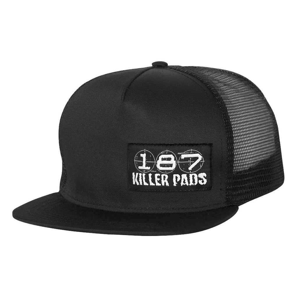187 Logo Trucker Hat