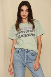 """Cheers Mother F*ckers"" T-Shirt"