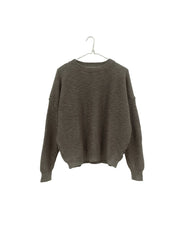 Pull On Sweater
