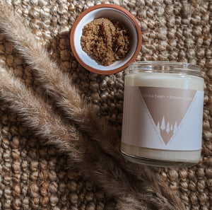 Tonka Bean + Brown Sugar Candle