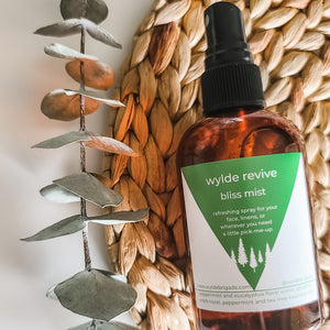 Wylde Revive Bliss Mist