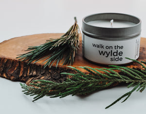 Walk on the Wylde Side Candle