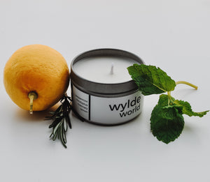 Wylde World Candle