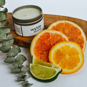 Wylde Sunrise Candle