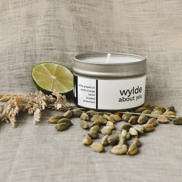 Wylde About You Candle