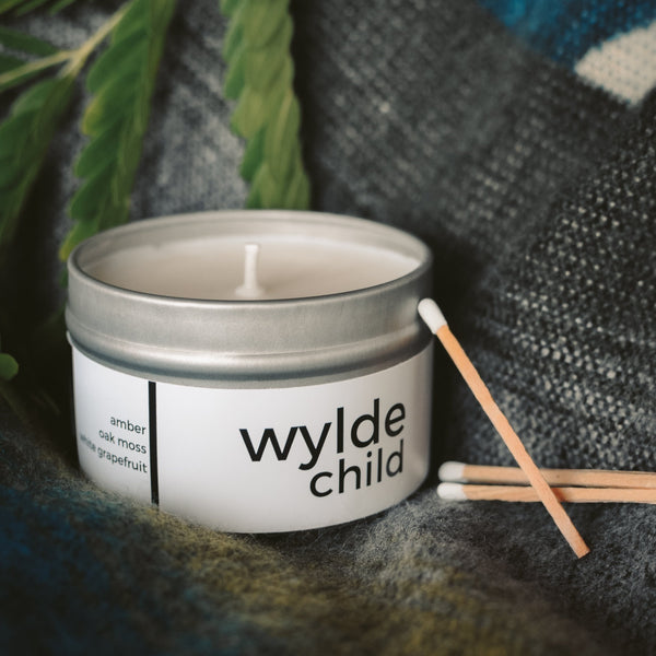 Wylde Child Candle