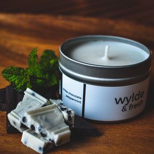 Wylde & Fresh Candle
