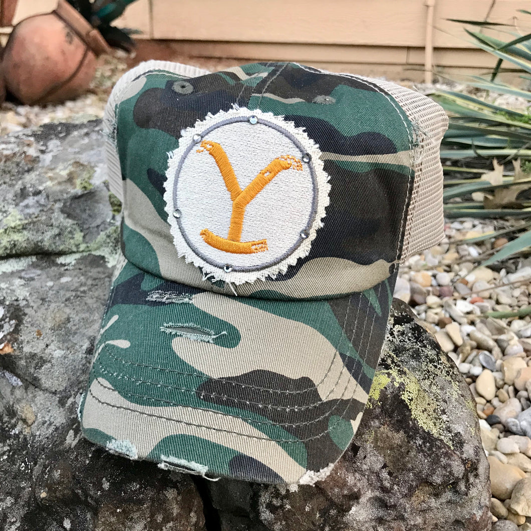 Yellowstone Cap
