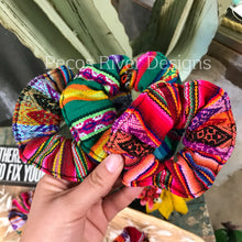 Load image into Gallery viewer, Serape Scrunchies