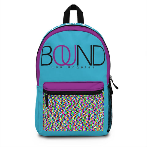 Limited Edition - BOUND 80's Dream (Static) Backpack