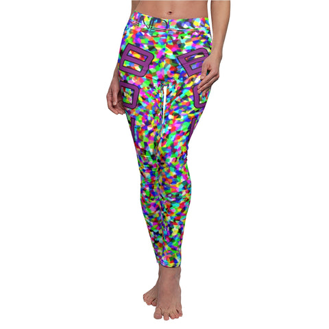 Limited Edition - BOUND Unplugged Leggings - By: Noah