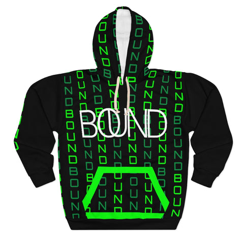 Limited Edition - BOUND Singularity Hoodie by: Noah