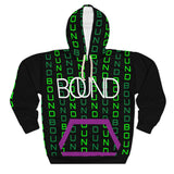 Limited Edition - BOUND Singularity Purple Mod Hoodie - By: Noah