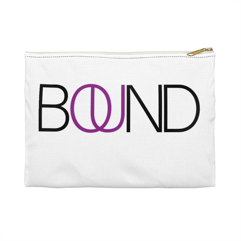 BOUND After Party Line Clutch/Accessory Pouch