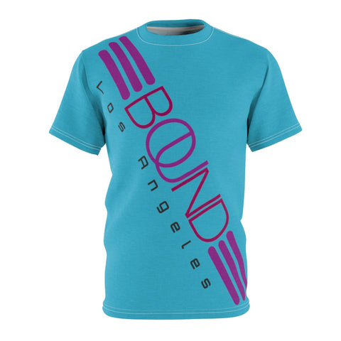 BOUND Prize Winner Wing Back Tee - Frosty Blue