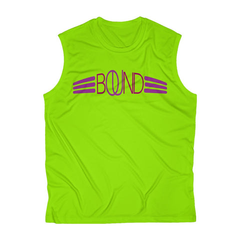 BOUND Ripped Wing Men's Sleeveless Performance Tee