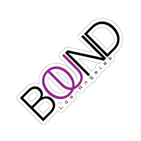 BOUND Los Angeles Stickers 6""